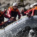 Rafting in der AREA47