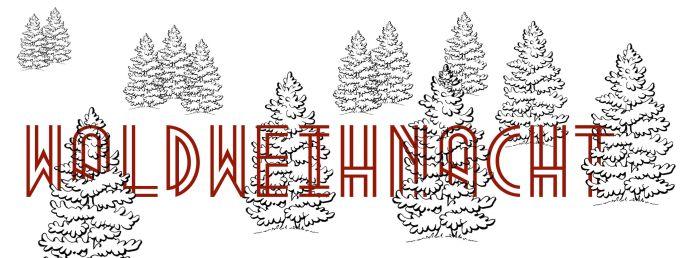 Einladung zur Waldweihnacht